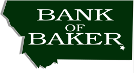 Bank of Baker Logo