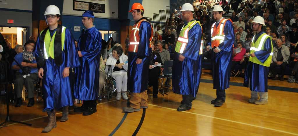 Heavy Equipment Graduates