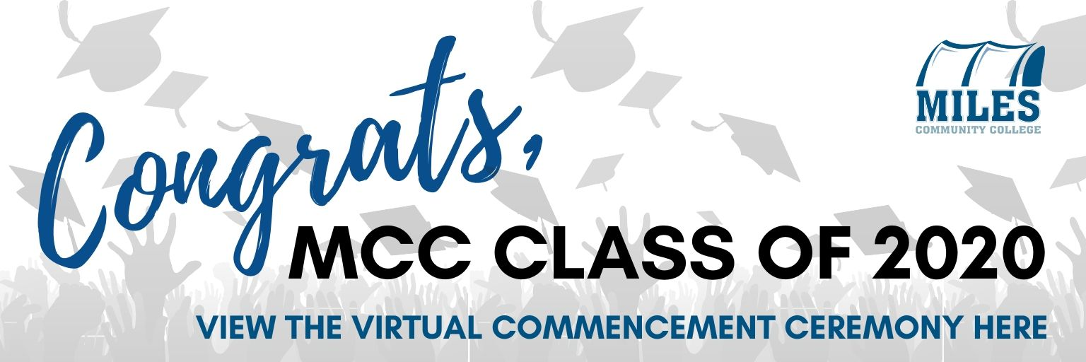 2020 Virtual Commencement