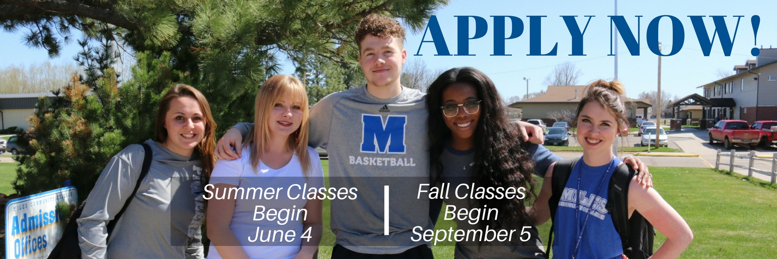 Summer and Fall 2018 Apply Now