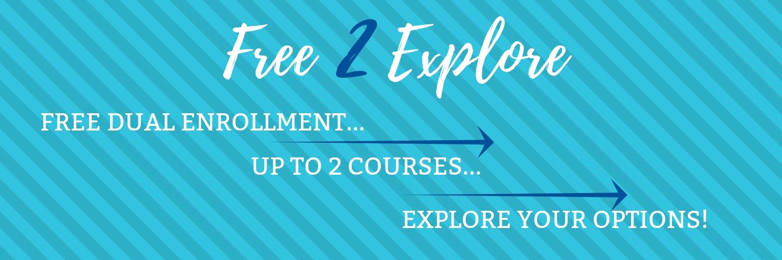 Free 2 Explore Program