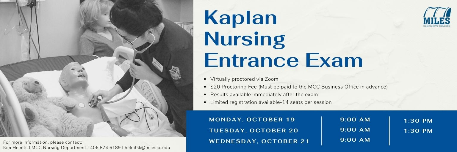 Kaplan Nursing Exams